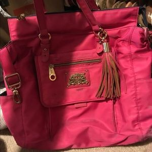 Juicy couture baby bag 👶🏻💖